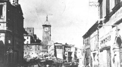 Sabato 5 Giugno – Anniversario del Bombardamento aereo su Soriano
