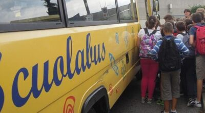*** PROROGATO !!! *** AVVISO AI GENITORI DEGLI ALUNNI DELLE SCUOLE DI SORIANO NEL CIMINO. Iscrizione per servizio di trasporto scolastico anno scolastico 2021/22