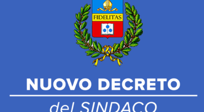 Decreto Sindacale 21 de 12/10/2021: Nomina degli assessori